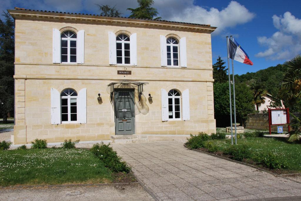 Mairie de Lestiac