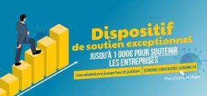 CDC Convergence Garonne : une aide exceptionnelle.