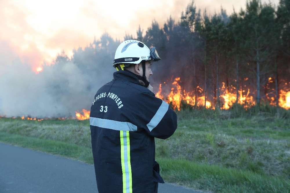 Vigilance ORANGE pour le risque Feux de forêt