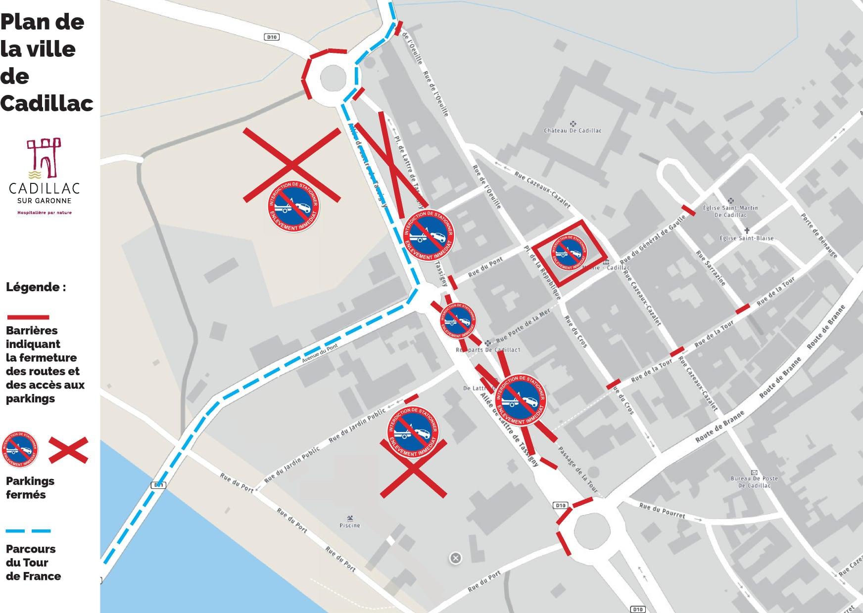 Note d'information Tour de France 2021.